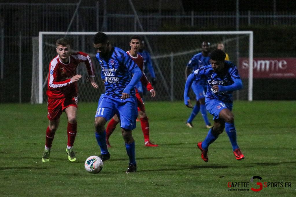 Football Aca Vs Arras Gazettesports Coralie Sombret 9