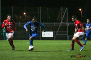 Football Aca Vs Beauvais Gazettesports Coralie Sombret 12