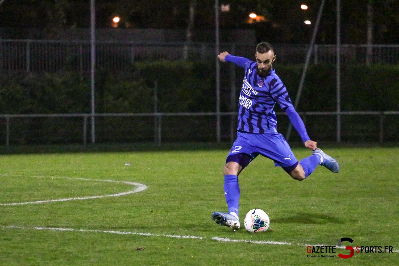 Football Aca Vs Beauvais Gazettesports Coralie Sombret 20