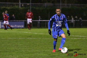 Football Aca Vs Beauvais Gazettesports Coralie Sombret 22