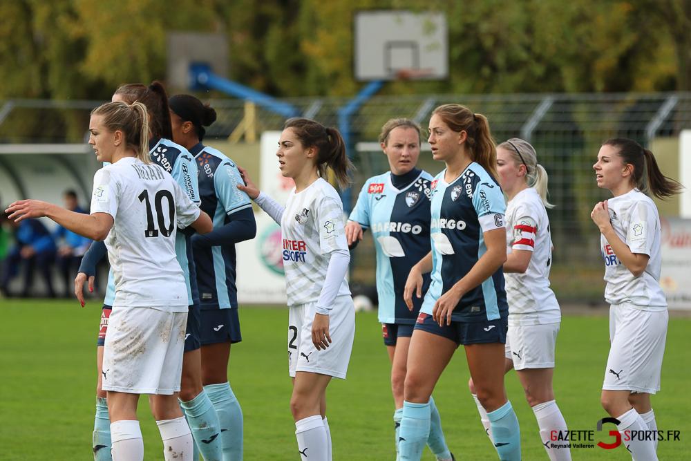 Football L'asc (f) Vs Le Havre (reynald Valleron) (1)