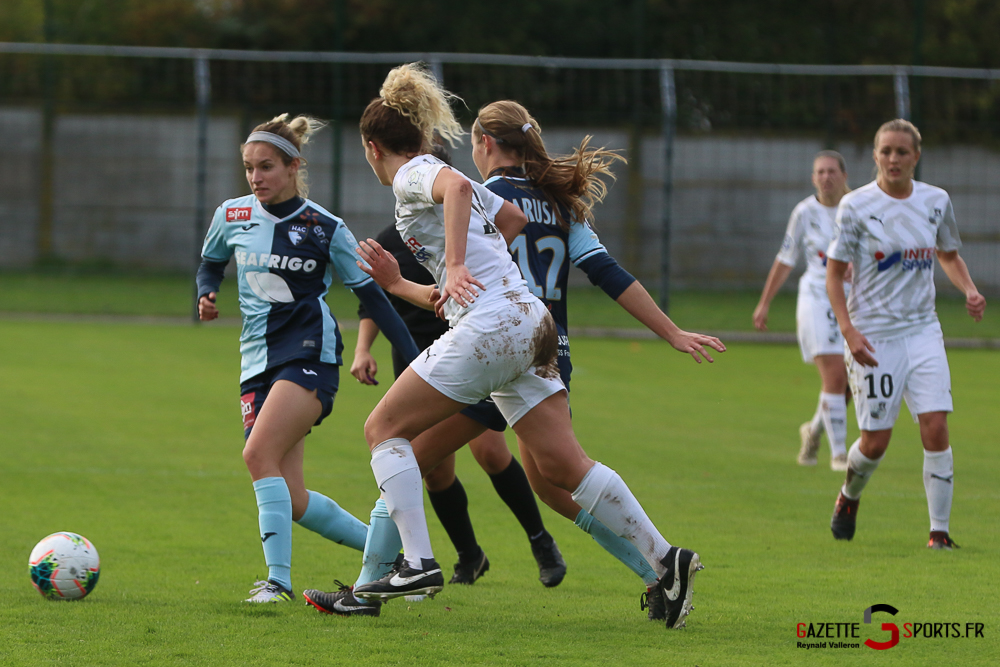 Football L'asc (f) Vs Le Havre (reynald Valleron) (12)