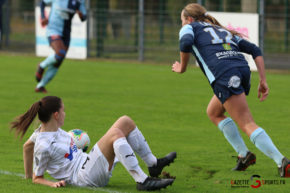 Football L'asc (f) Vs Le Havre (reynald Valleron) (15)