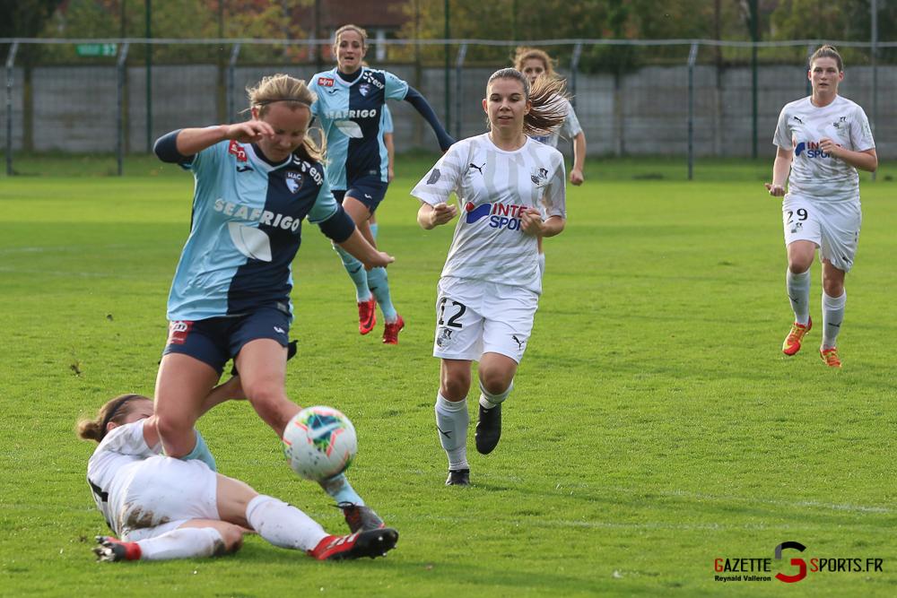 Football L'asc (f) Vs Le Havre (reynald Valleron) (22)