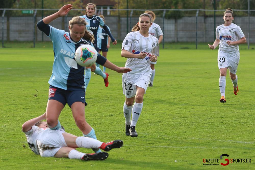 Football L'asc (f) Vs Le Havre (reynald Valleron) (23)