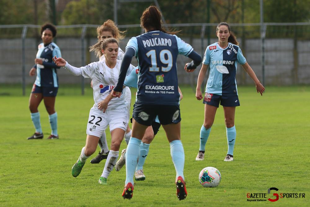 Football L'asc (f) Vs Le Havre (reynald Valleron) (24)