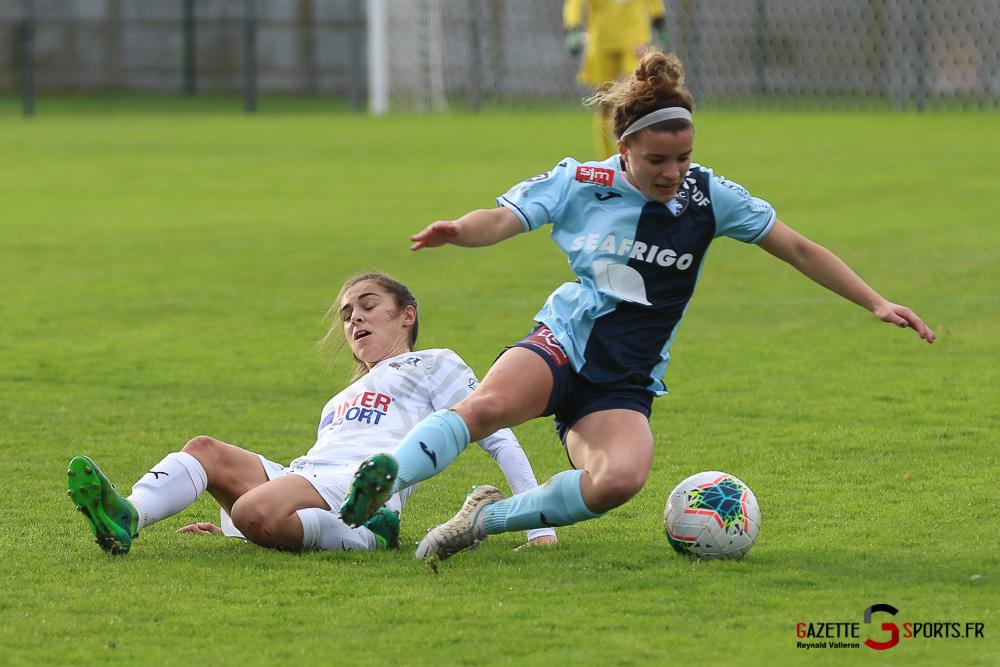 Football L'asc (f) Vs Le Havre (reynald Valleron) (27)