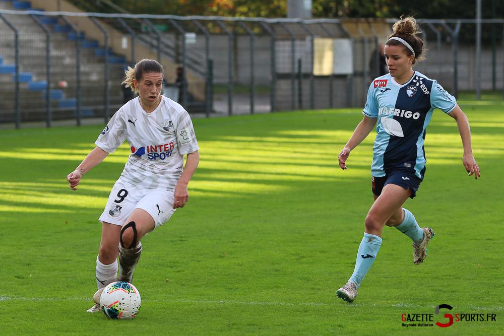 Football L'asc (f) Vs Le Havre (reynald Valleron) (29)