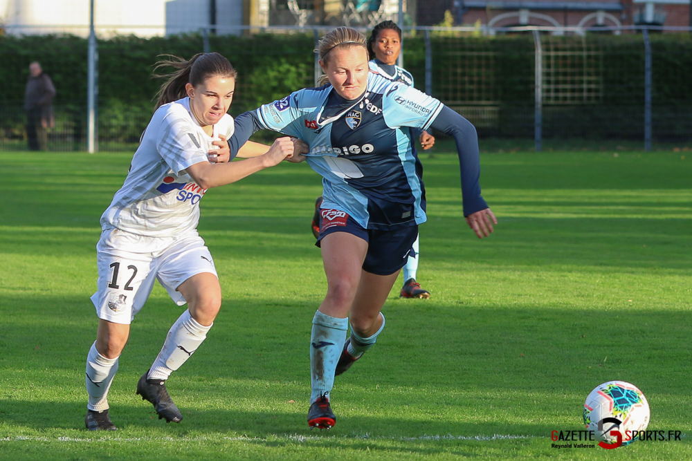 Football L'asc (f) Vs Le Havre (reynald Valleron) (34)