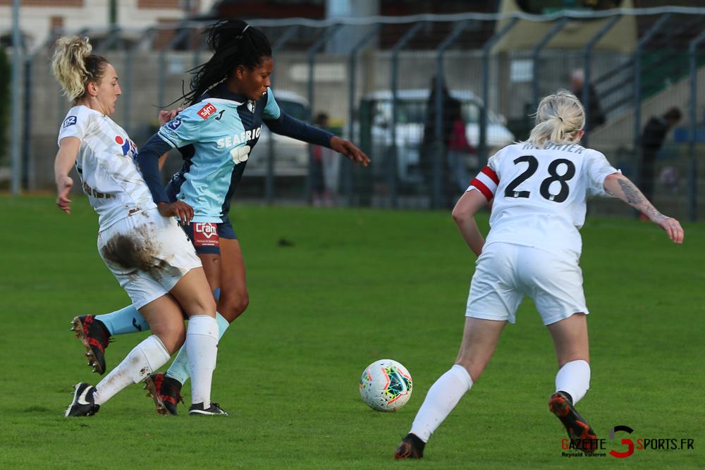 Football L'asc (f) Vs Le Havre (reynald Valleron) (40)