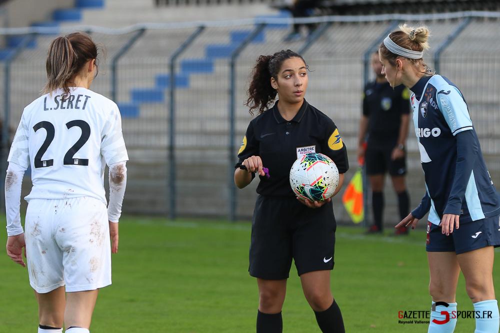 Football L'asc (f) Vs Le Havre (reynald Valleron) (41)