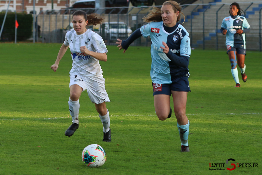Football L'asc (f) Vs Le Havre (reynald Valleron) (44)