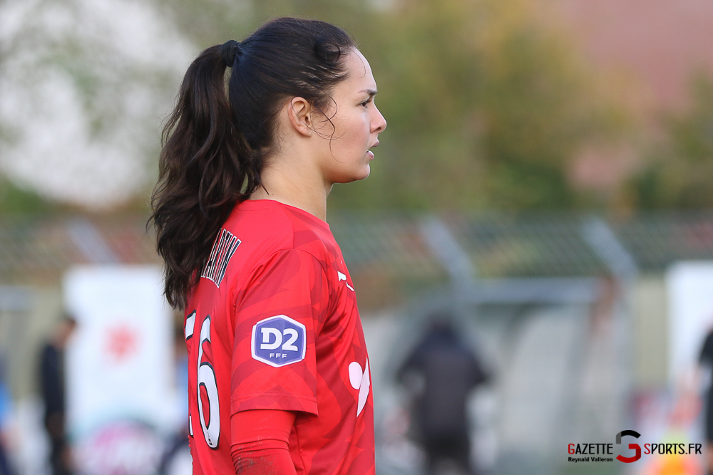 Football L'asc (f) Vs Le Havre (reynald Valleron) (47)