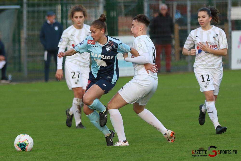 Football L'asc (f) Vs Le Havre (reynald Valleron) (49)