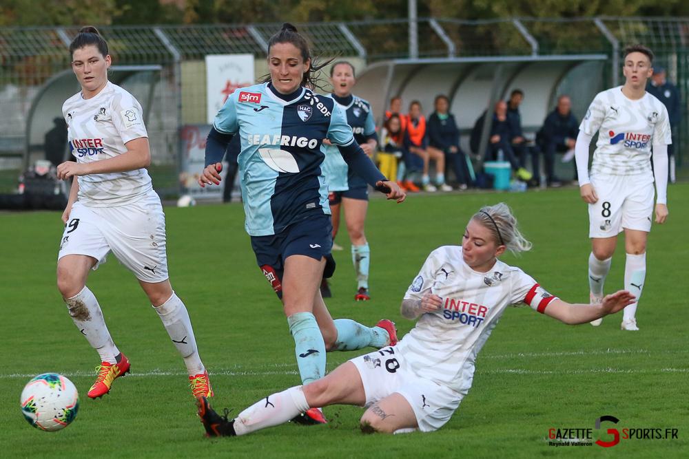 Football L'asc (f) Vs Le Havre (reynald Valleron) (50)