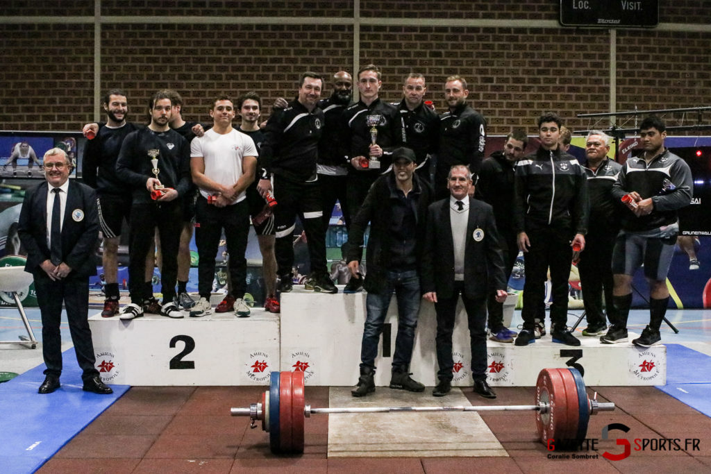 Halterophilie Championnat Scham Gazettesports Coralie Sombret 19