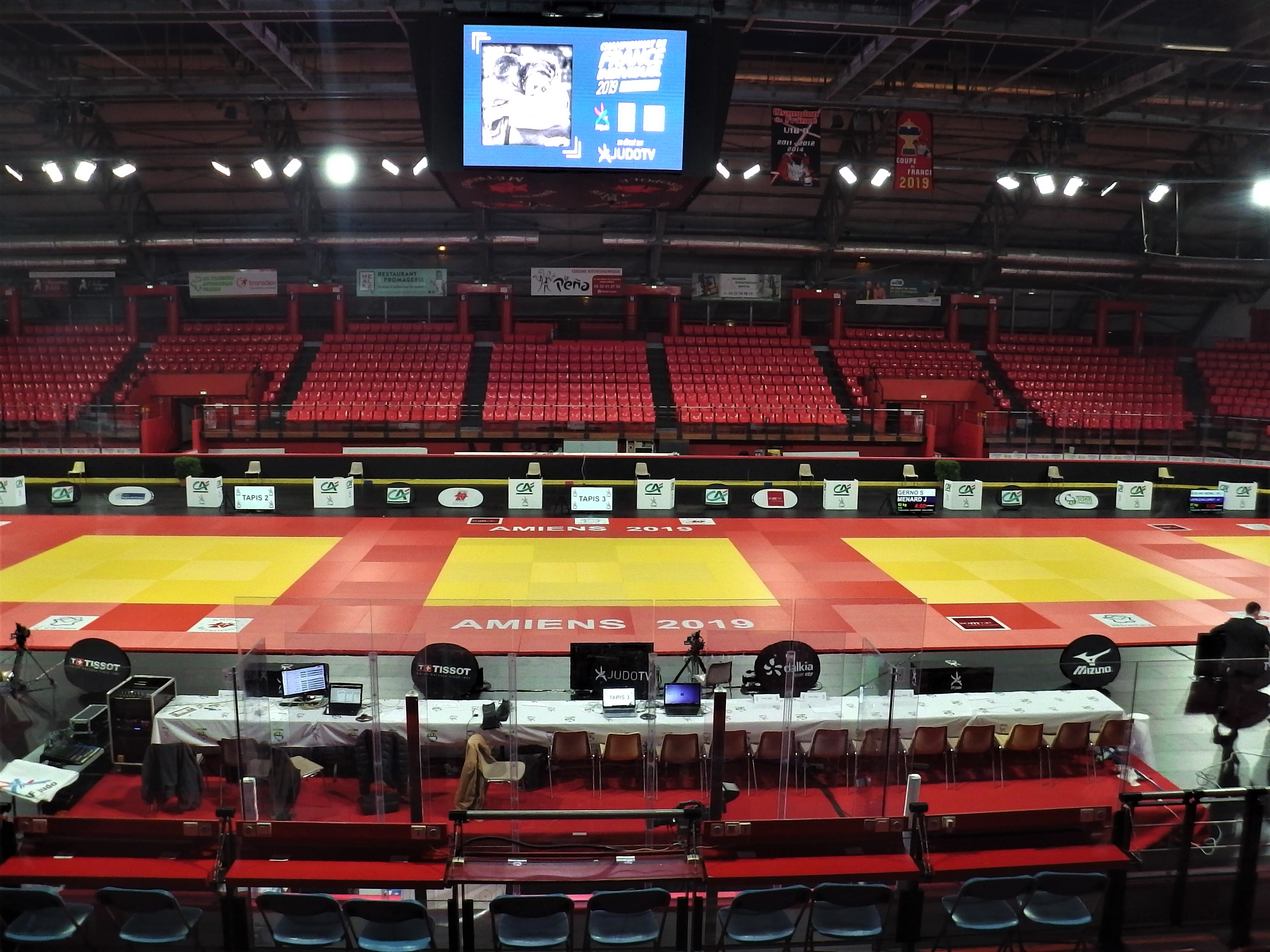 Judo Championnat de France