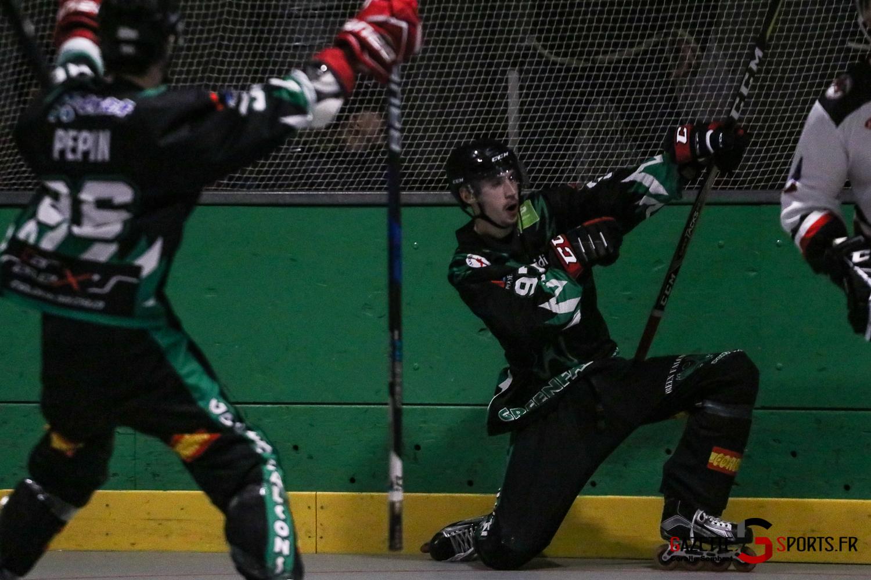 Roller Hockey Greenfalcons Vs Rouen Gazettesports Coralie Sombret 11