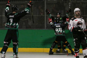 Roller Hockey Greenfalcons Vs Rouen Gazettesports Coralie Sombret 12