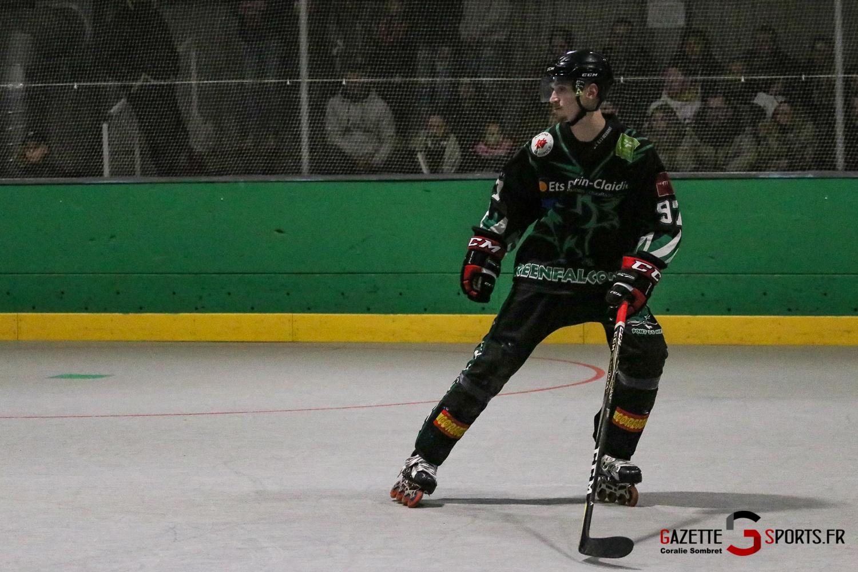 Roller Hockey Greenfalcons Vs Rouen Gazettesports Coralie Sombret 14