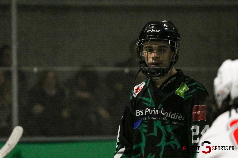 Roller Hockey Greenfalcons Vs Rouen Gazettesports Coralie Sombret 6
