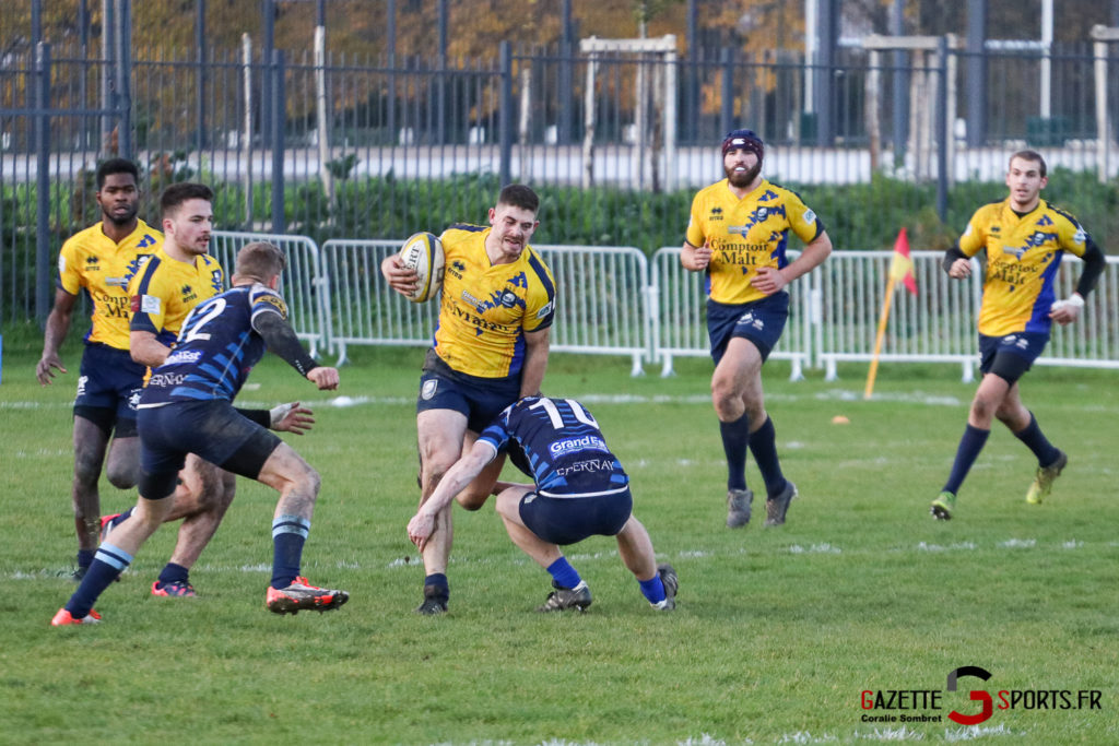 Rugby Rca Vs Epernay Gazettesports Coralie Sombret 37