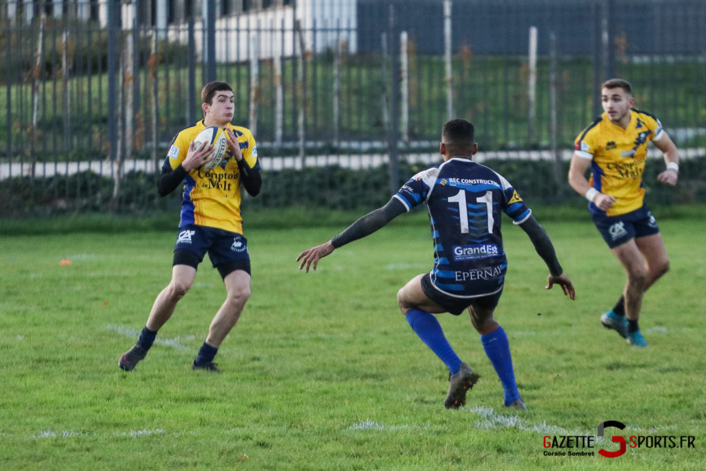 Rugby Rca Vs Epernay Gazettesports Coralie Sombret 40
