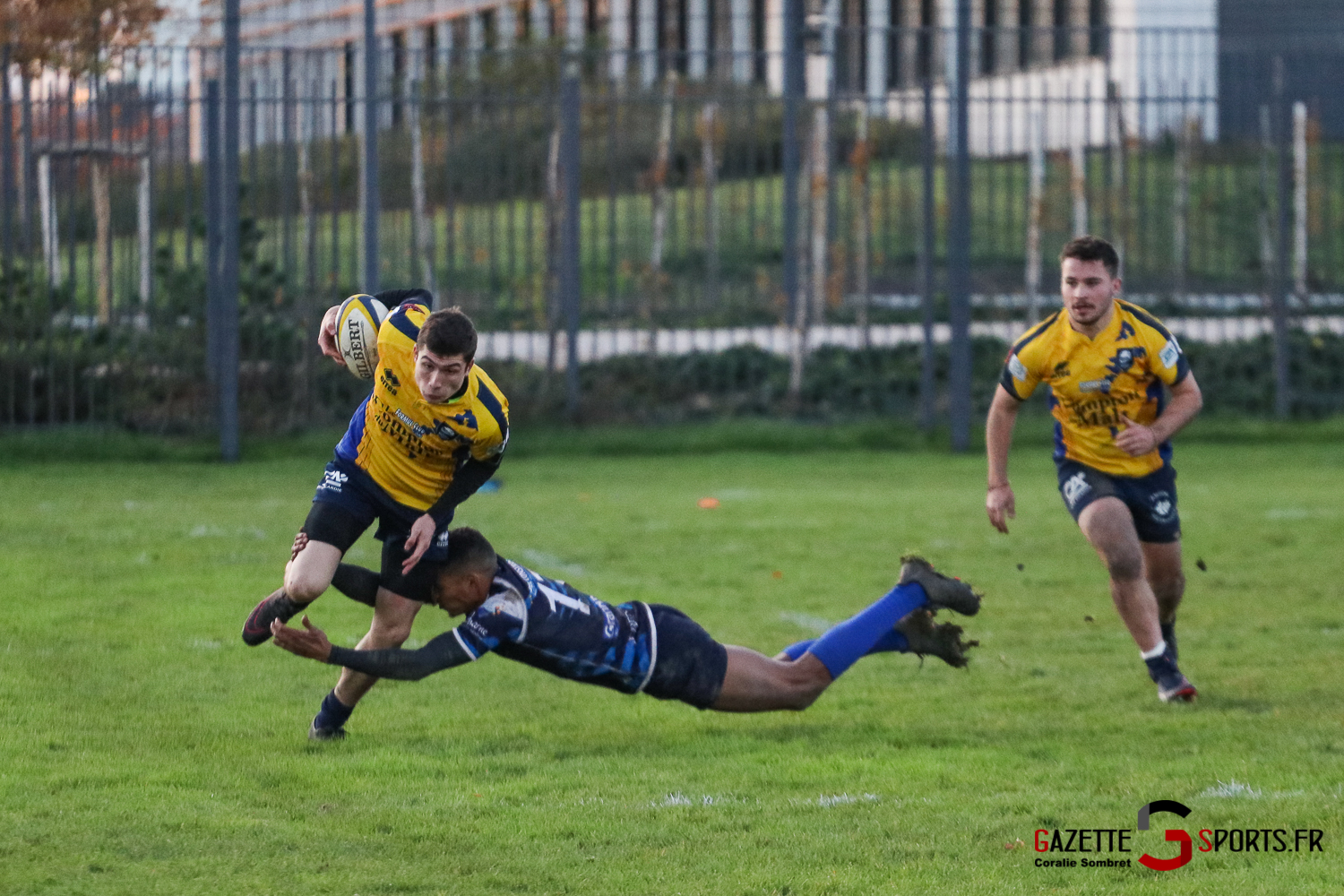 Rugby Rca Vs Epernay Gazettesports Coralie Sombret 41
