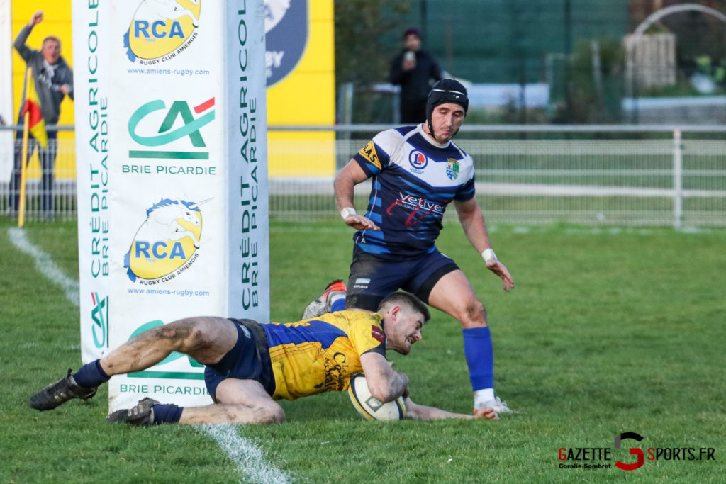 Rugby Rca Vs Epernay Gazettesports Coralie Sombret 47