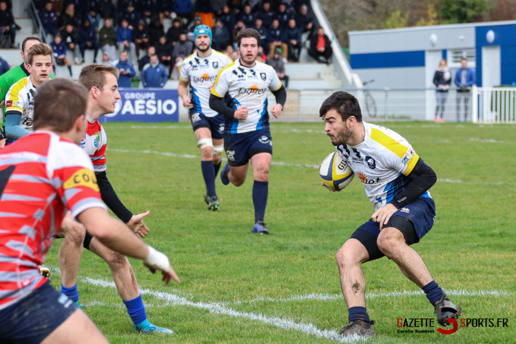 Rugby Rca (b) Vs Epernay (b) Gazettesports Coralie Sombret 11