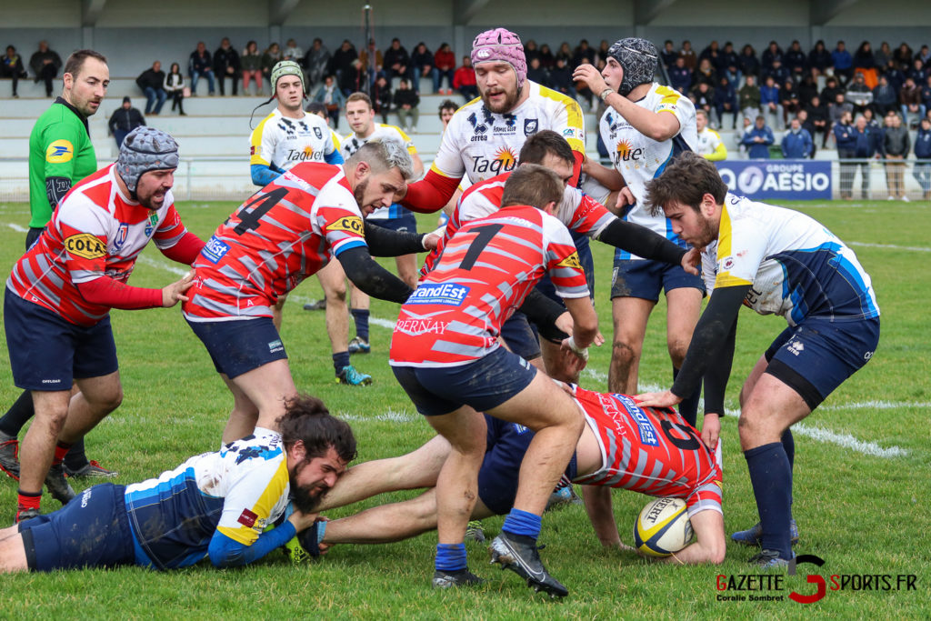 Rugby Rca (b) Vs Epernay (b) Gazettesports Coralie Sombret 13