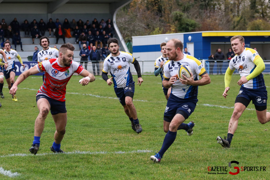 Rugby Rca (b) Vs Epernay (b) Gazettesports Coralie Sombret 18