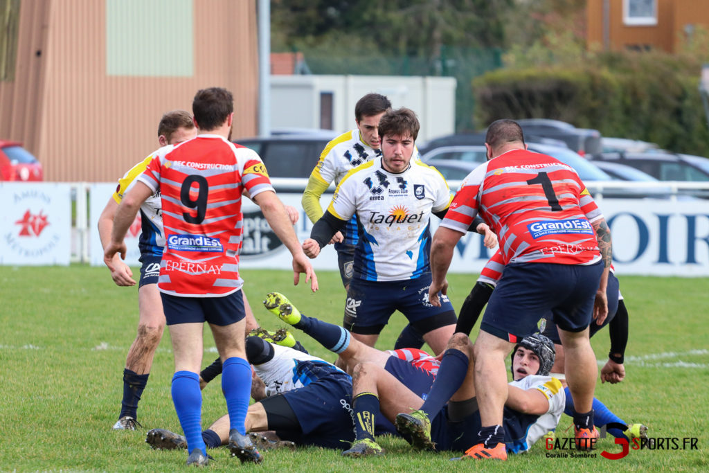 Rugby Rca (b) Vs Epernay (b) Gazettesports Coralie Sombret 3