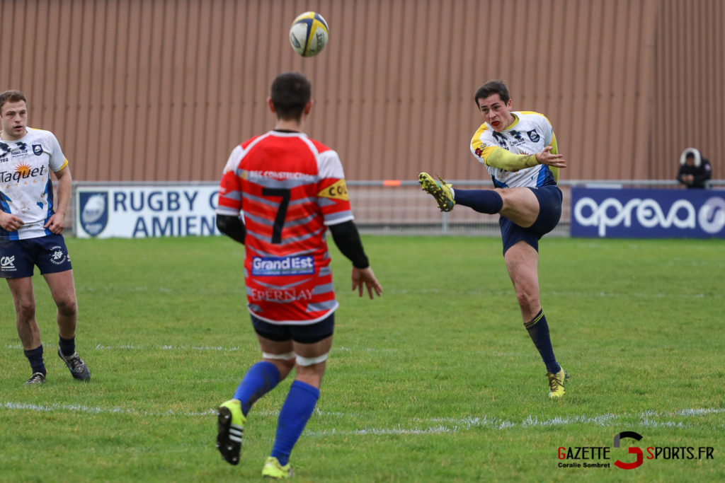 Rugby Rca (b) Vs Epernay (b) Gazettesports Coralie Sombret 32