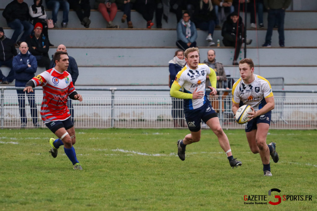 Rugby Rca (b) Vs Epernay (b) Gazettesports Coralie Sombret 35