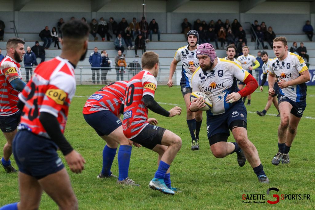 Rugby Rca (b) Vs Epernay (b) Gazettesports Coralie Sombret 37