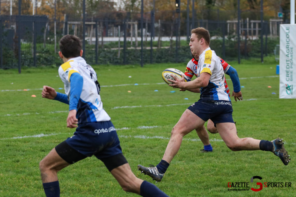 Rugby Rca (b) Vs Epernay (b) Gazettesports Coralie Sombret 38