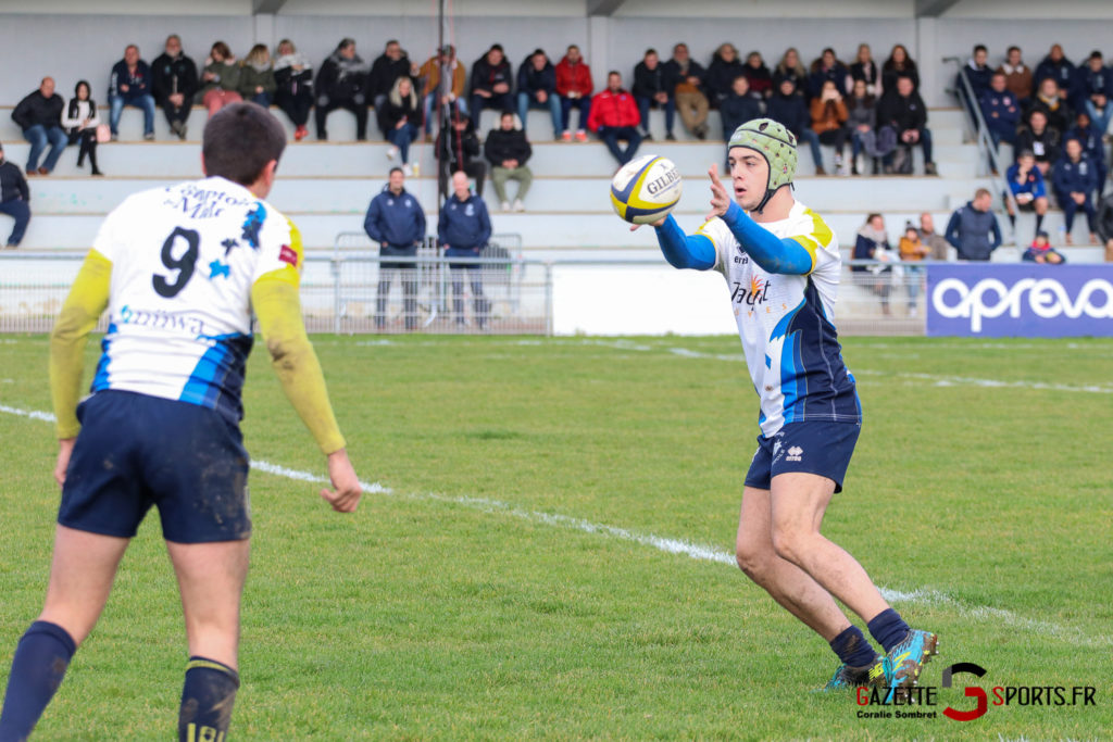 Rugby Rca (b) Vs Epernay (b) Gazettesports Coralie Sombret 6