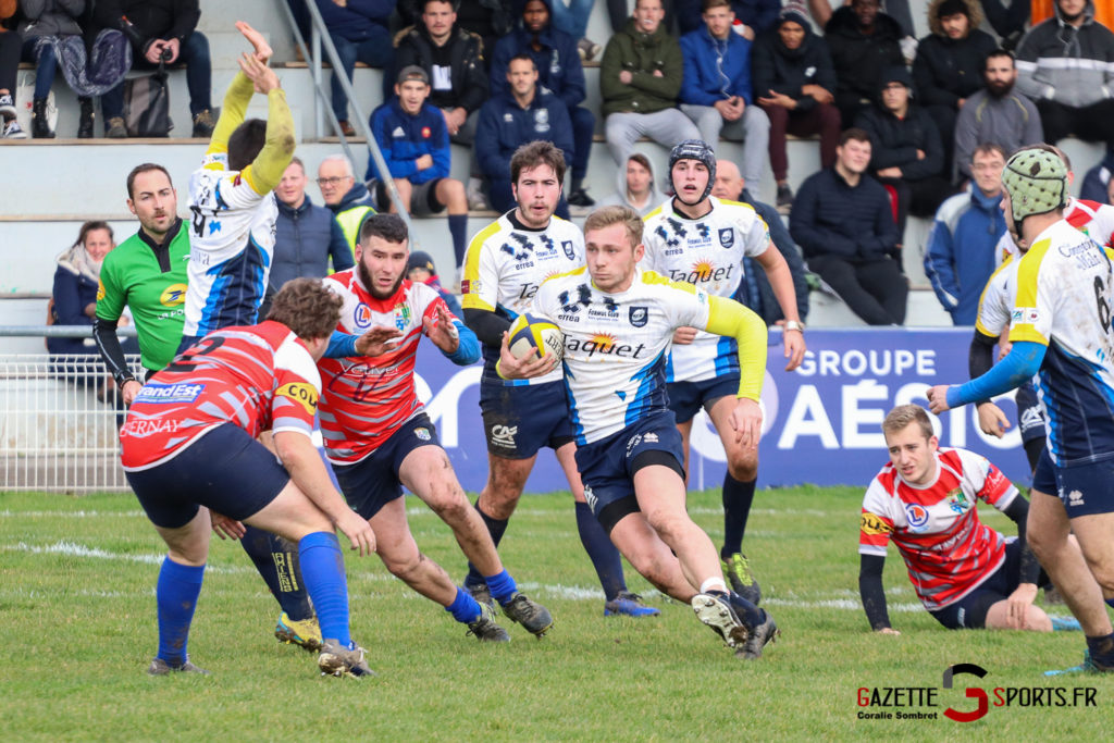 Rugby Rca (b) Vs Epernay (b) Gazettesports Coralie Sombret 7
