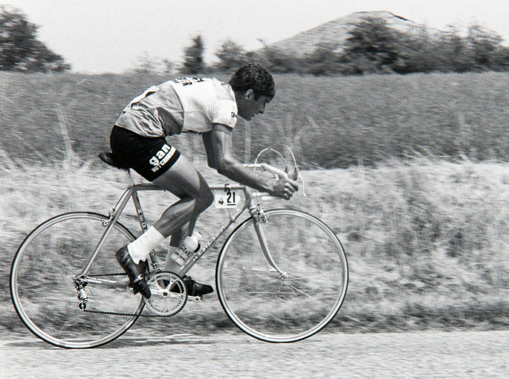 Raymond Poulidor Tour 1976