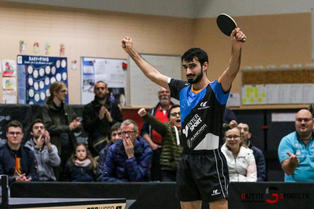Tennis De Table Astt Vs Metz Gazettesports Coralie Sombret 10