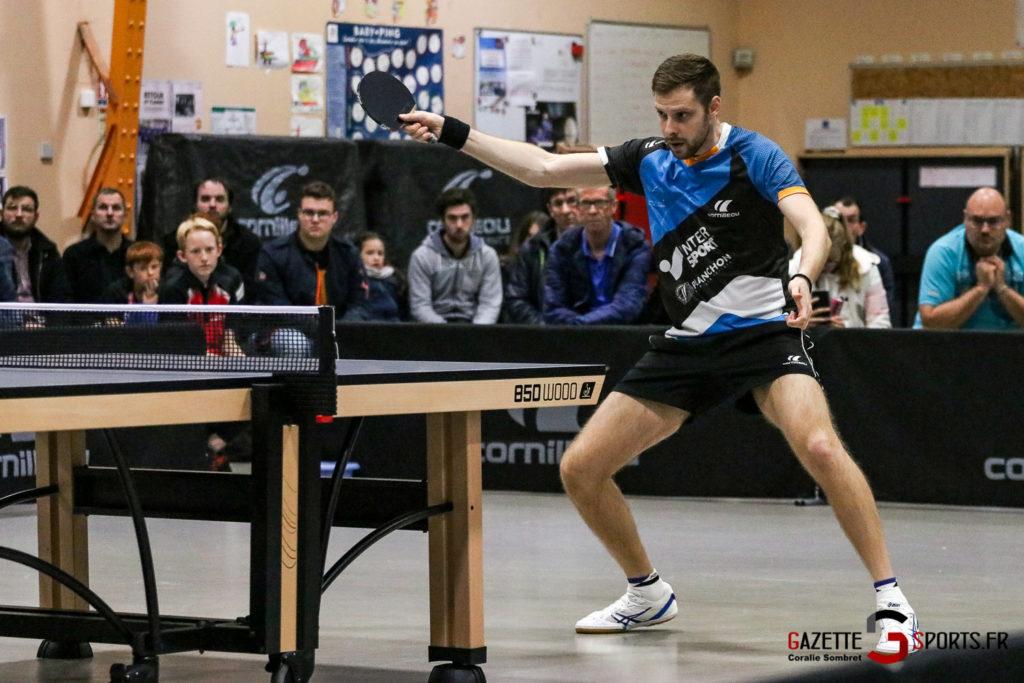 Tennis De Table Astt Vs Metz Gazettesports Coralie Sombret 13