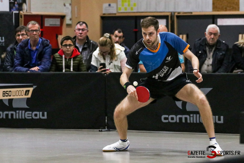 Tennis De Table Astt Vs Metz Gazettesports Coralie Sombret 14