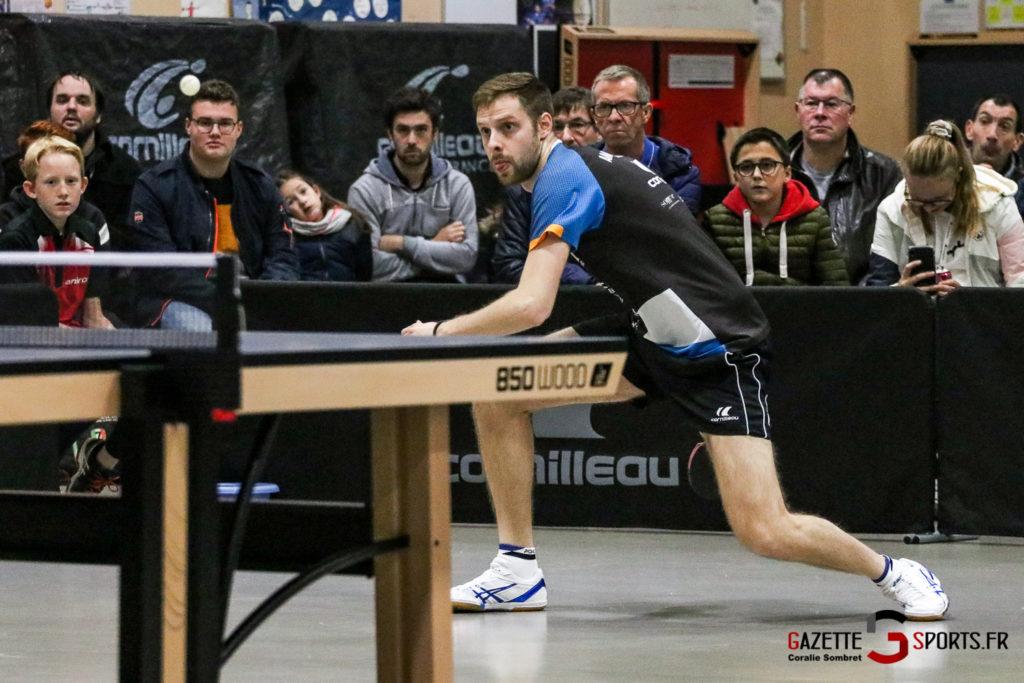 Tennis De Table Astt Vs Metz Gazettesports Coralie Sombret 16