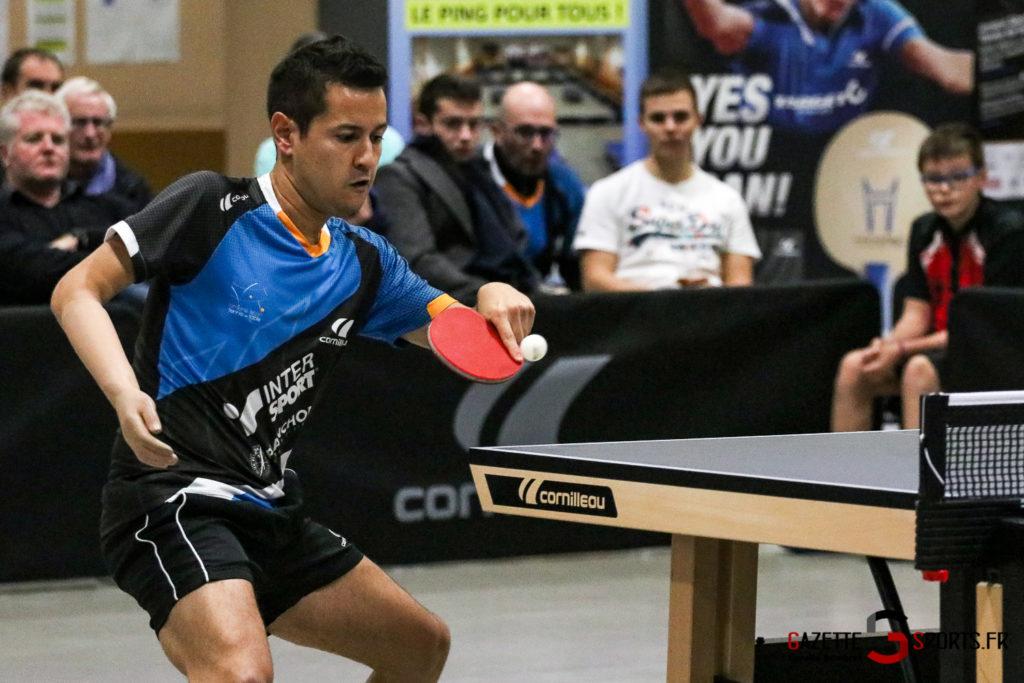 Tennis De Table Astt Vs Metz Gazettesports Coralie Sombret 20