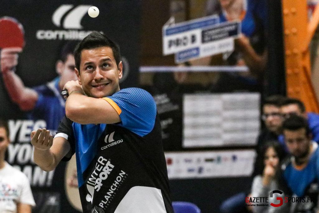 Tennis De Table Astt Vs Metz Gazettesports Coralie Sombret 21
