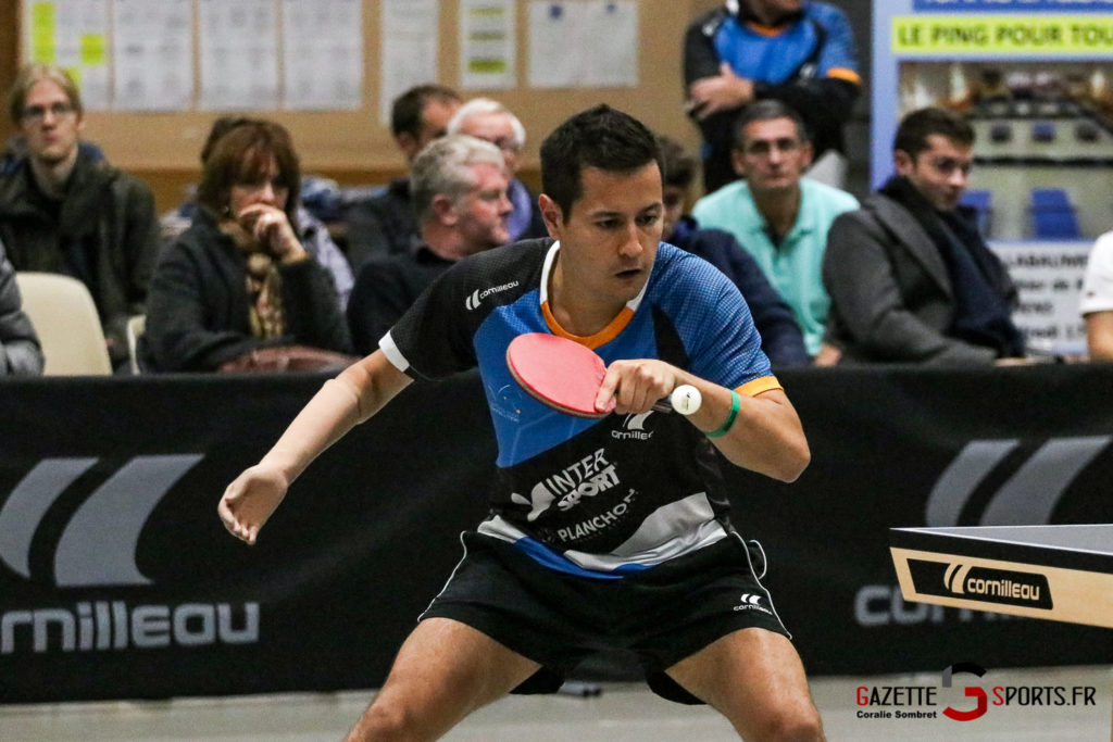 Tennis De Table Astt Vs Metz Gazettesports Coralie Sombret 29