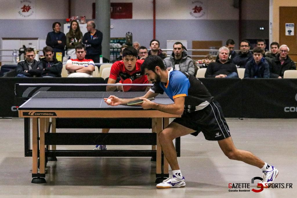Tennis De Table Astt Vs Metz Gazettesports Coralie Sombret 4