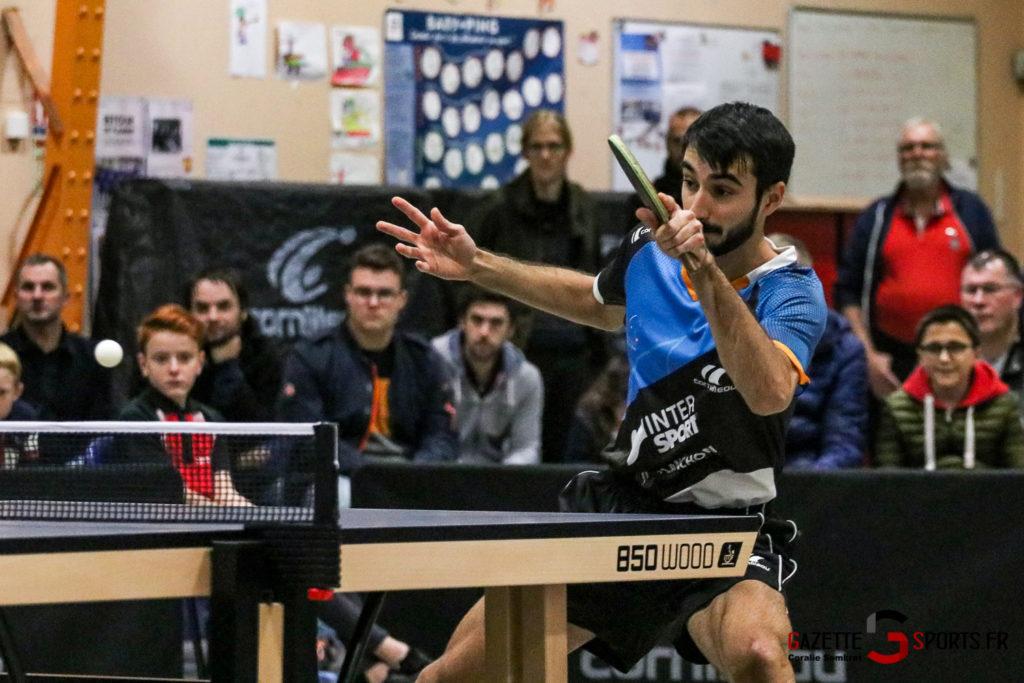 Tennis De Table Astt Vs Metz Gazettesports Coralie Sombret 8