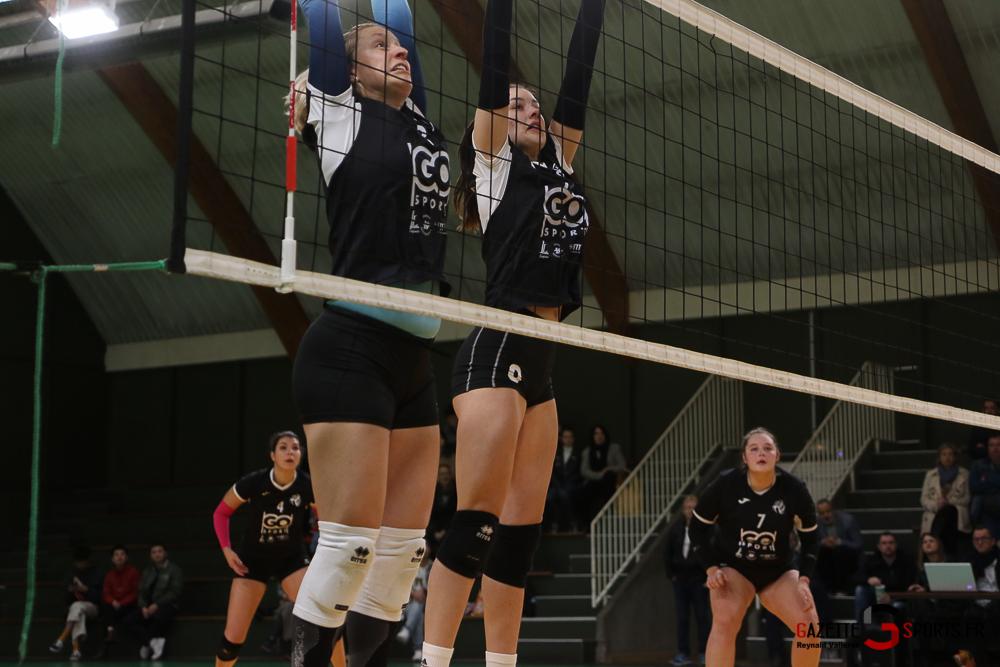 Volleyball Lamv Vs Vc Saint Polois (reynald Valleron) (16)